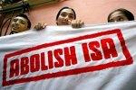 Abolish ISA