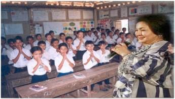 rosmah education