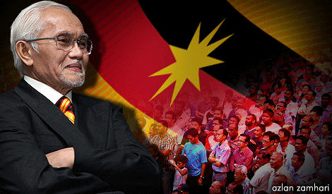 'No successor' admission of Taib a joke for PKR
