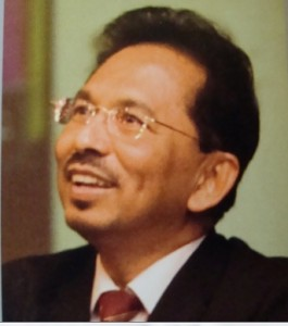 Farok Majeed - Construction Consultant, who sued Onn Mahmud over property renovations in 2007/8.