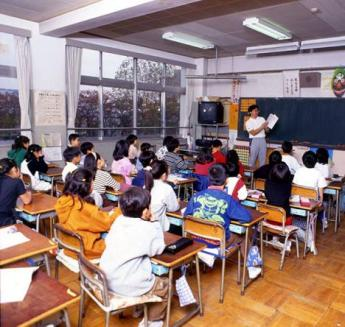 education-classroom-japan