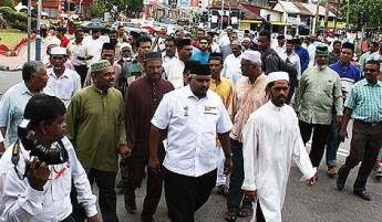 The lost pride of the Indian Muslims - Mahathir notwithstanding