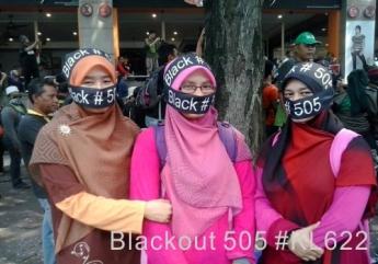 Blackout 505 #KL622-22