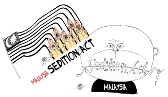Malaysia Sedition Act