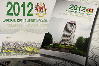 Auditor Report 2012