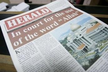 Malaysia Allah Ban