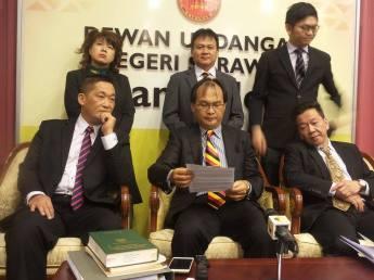 Image result for baru bian sarawak dewan undangan negeri